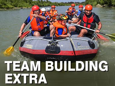 TEAM BUILDING – EXTRA – czyli ciągle popularne aktywności podczas firmowego wyjazdu