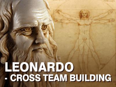 Leonardo – cross team building