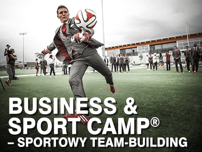 Business & Sport Camp® – sportowy team-building
