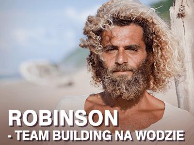 Robinson – team building na wodzie