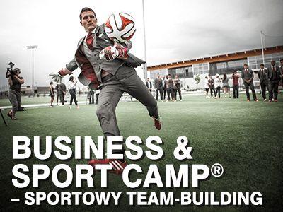 Business & Sport Camp® – sportowy team-building